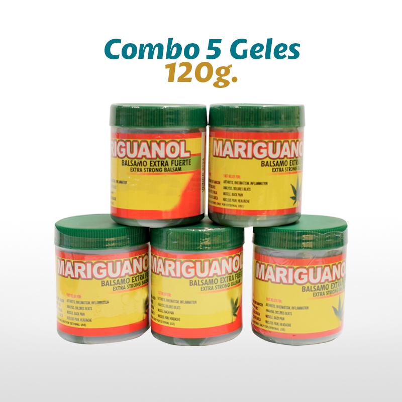 5 Mariguanol 120 G