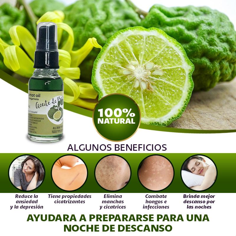 Aceite De Bergamota