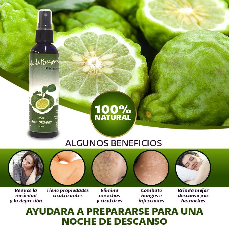 Aceite De Bergamota Regular