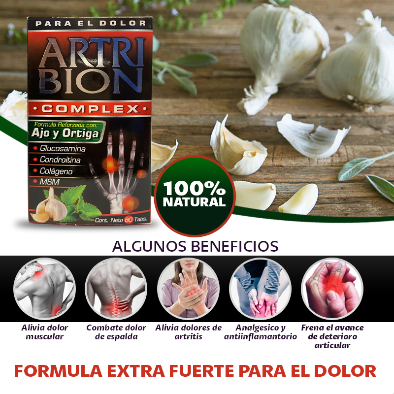 Artri Bion Complex Ajo Y Ortiga