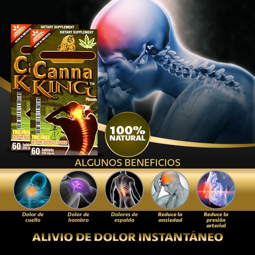 2 Canna King