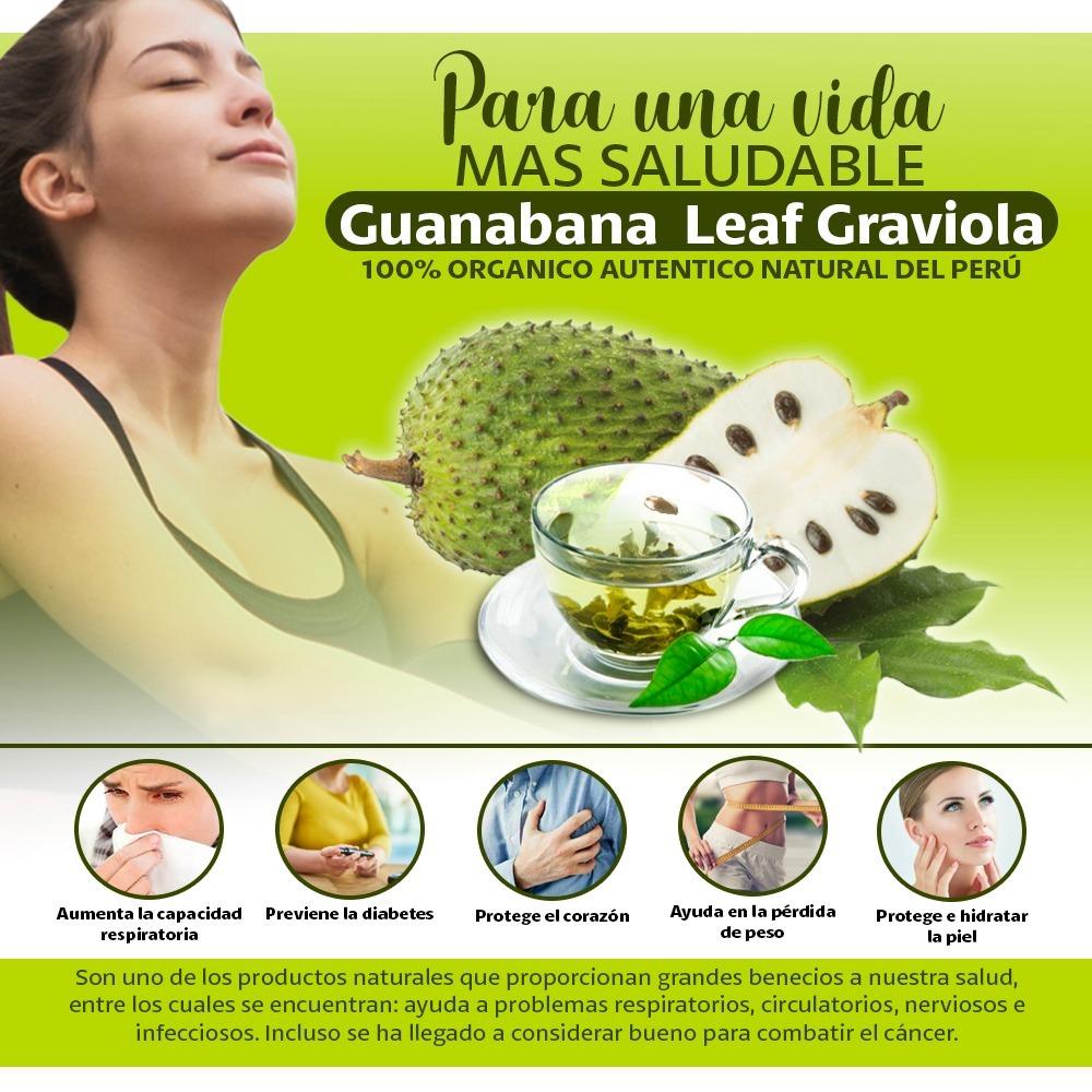 Hojas De Guanábana