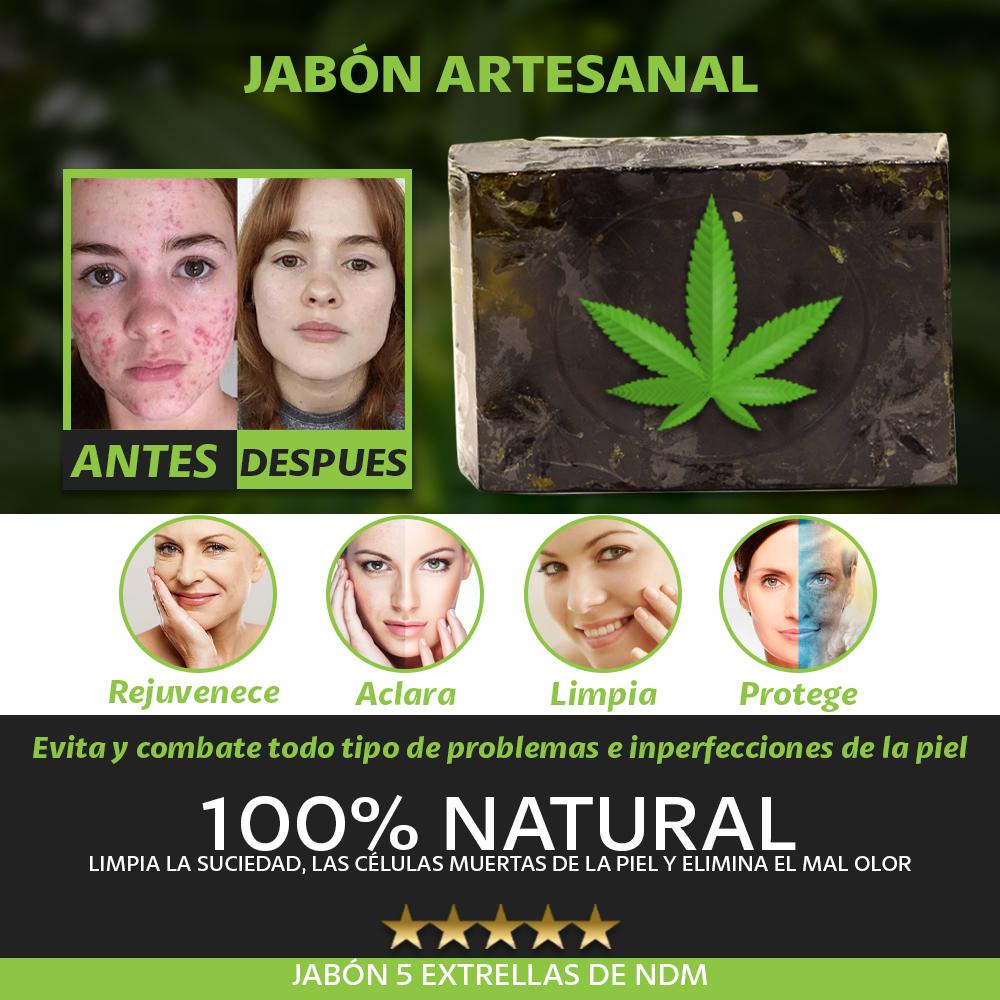 Jabón 5 Estrellas De Natural De Mexico