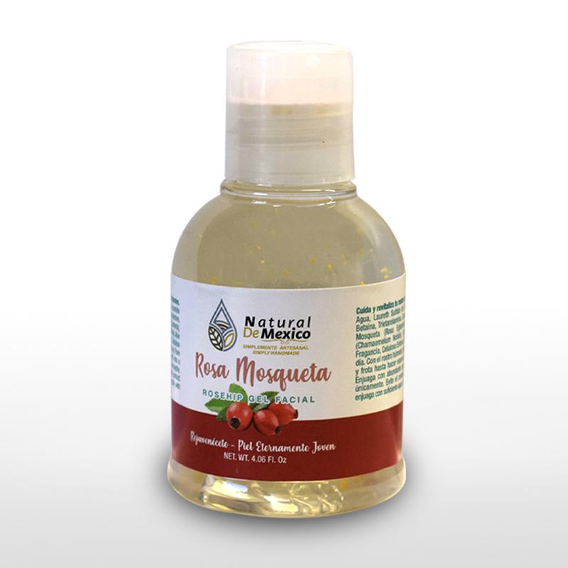 Jabón Líquido Rosa De Mosqueta