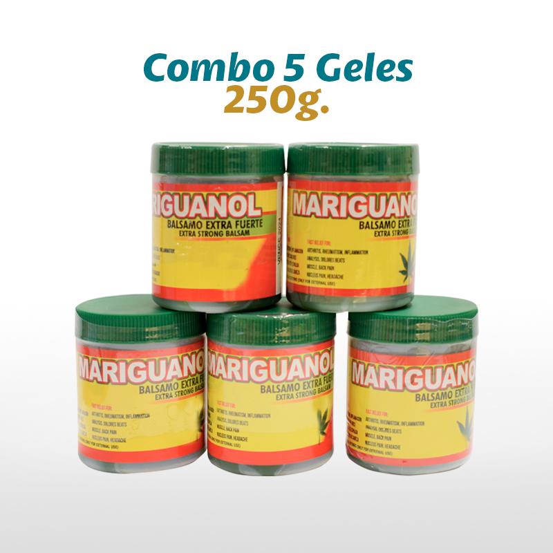 Mariguanol Tapa Verde 250 G