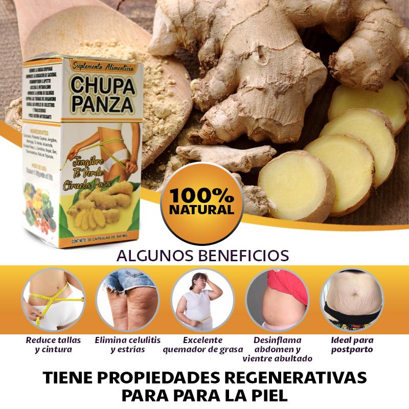 Pastillas Chupa Panza