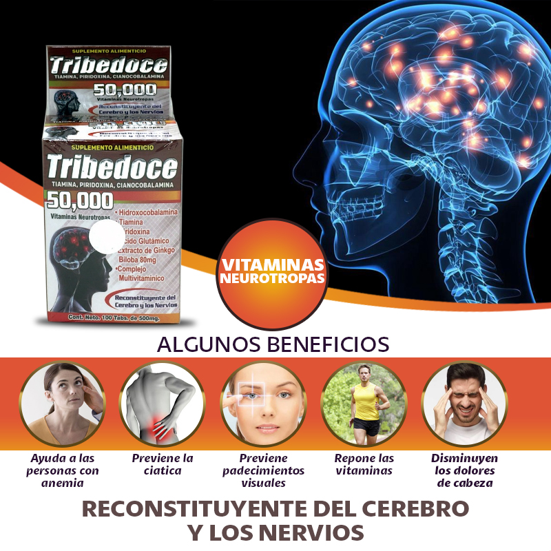 Tribedoce 50000 Complejo B