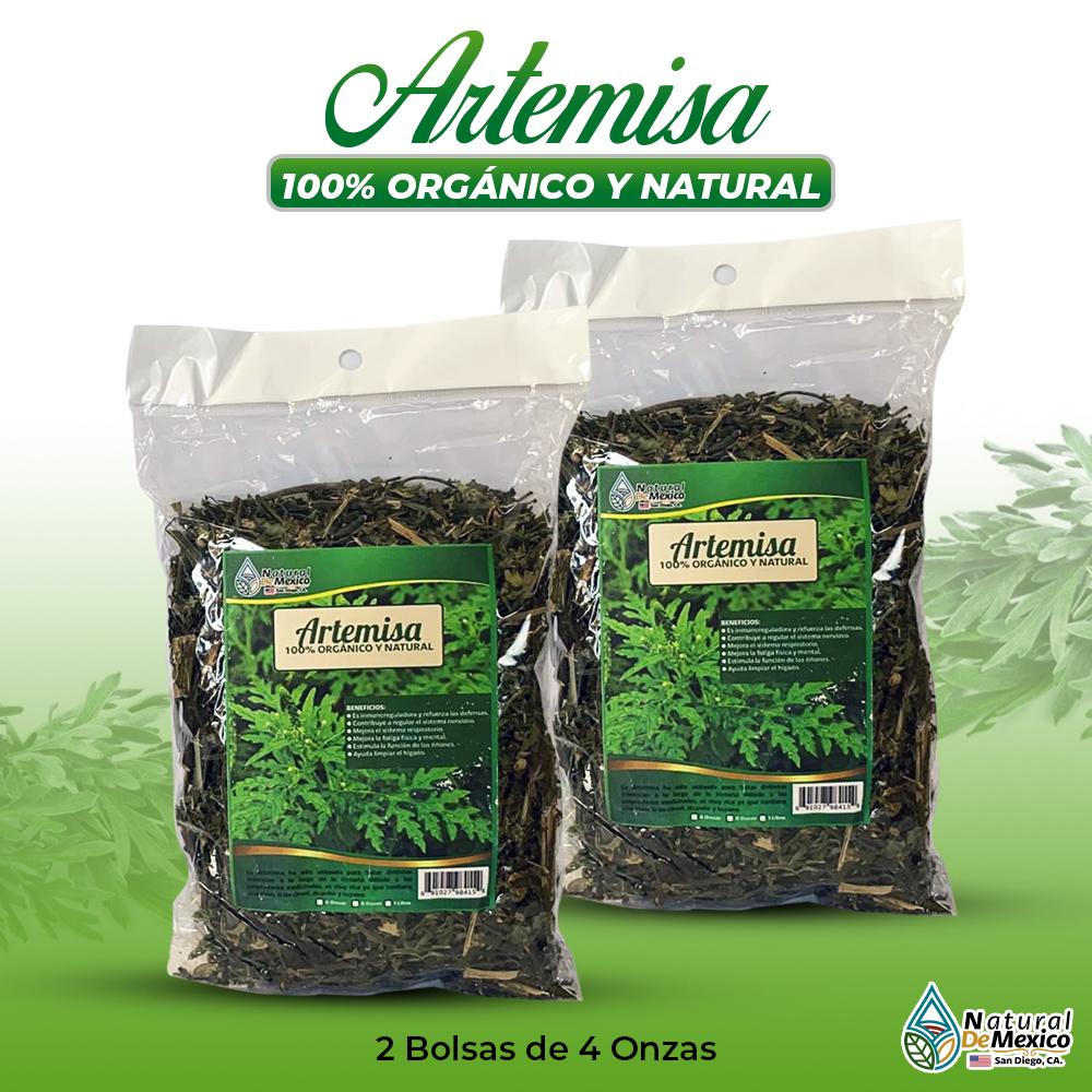 Artemisa – 2 Paquetes De 4 Onzas