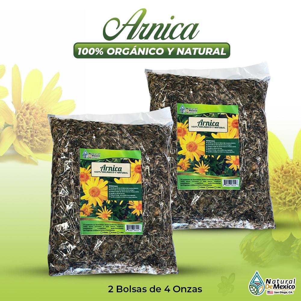 Arnica – 2 Paquetes De 4 Onzas