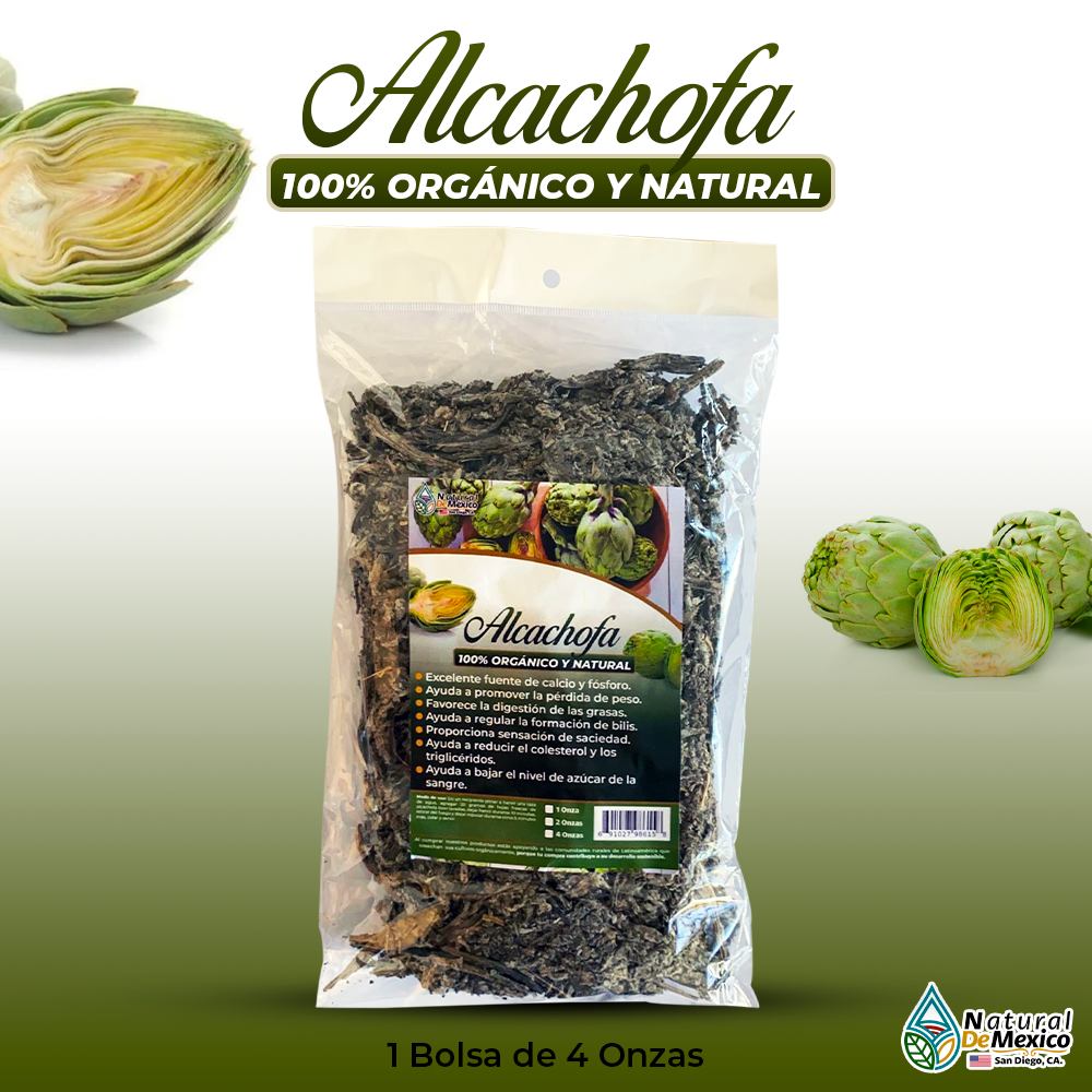 Alcachofa – 1 Paquete De 4 Onzas