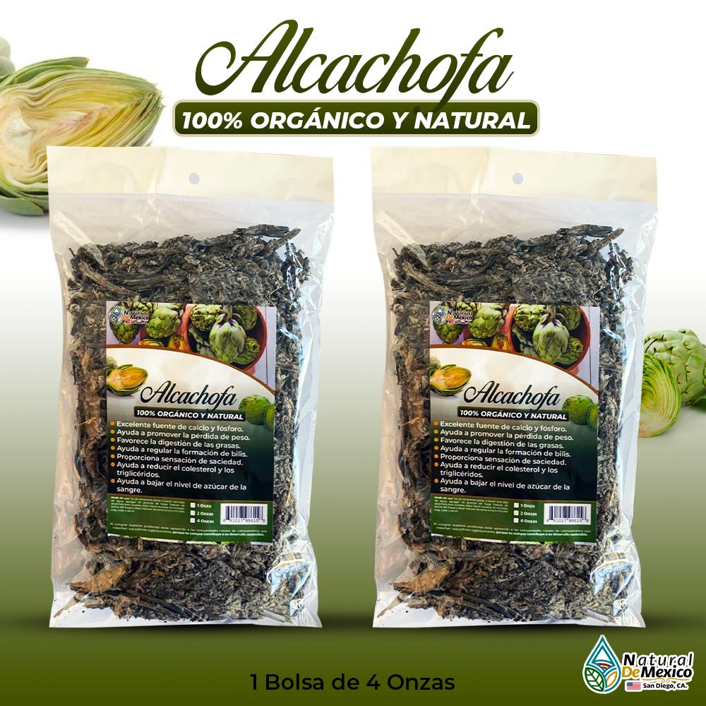 Alcachofa – 2 Paquetes De 4 Onzas