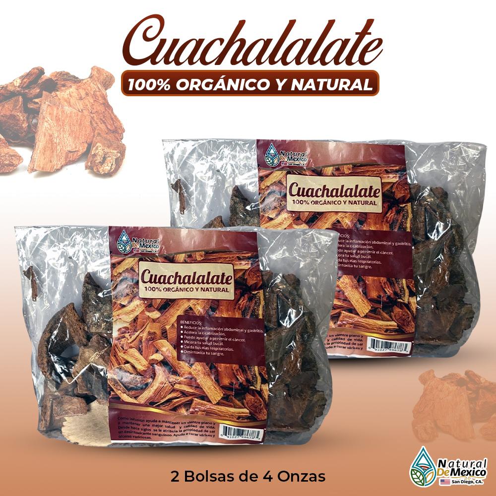 Cuachalalate – 2 Paquetes De 4 Onzas