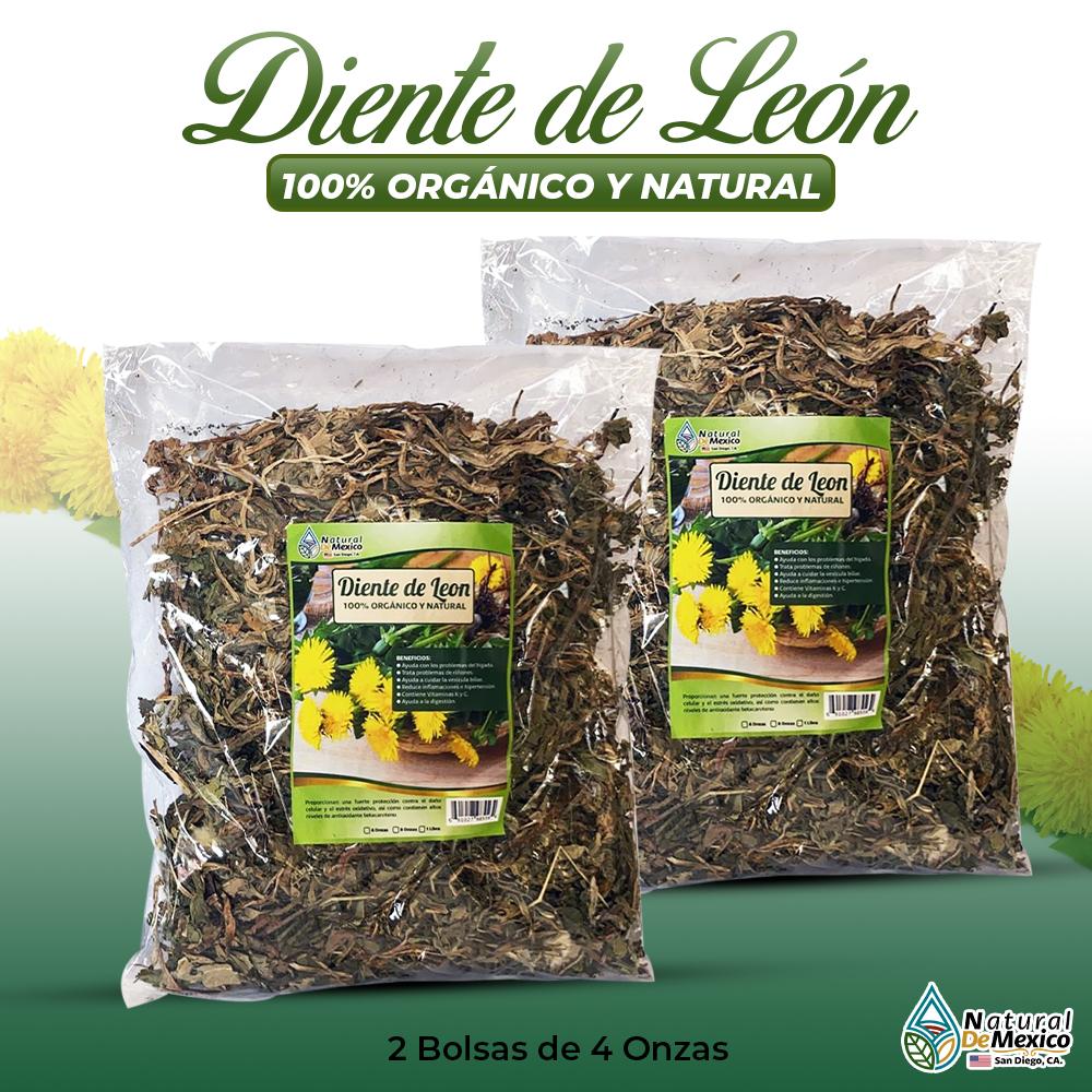 Diente De León – 2 Paquetes De 4 Oz.