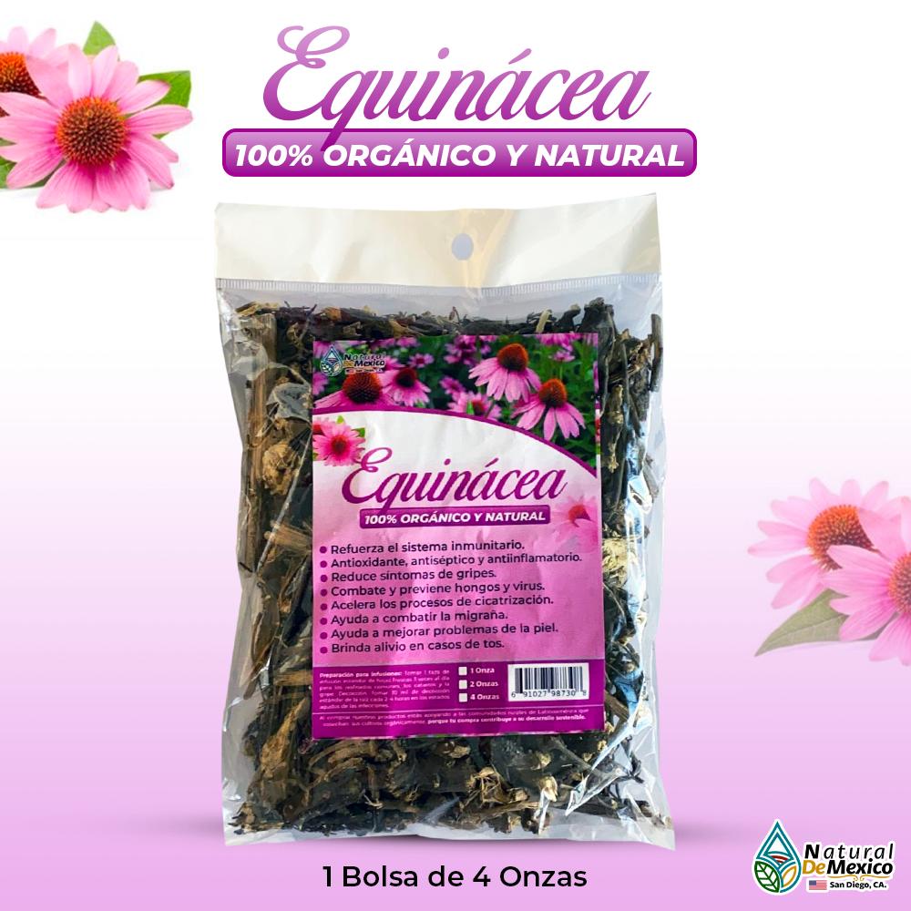 Equinácea – 1 Paquete De 4 Onzas