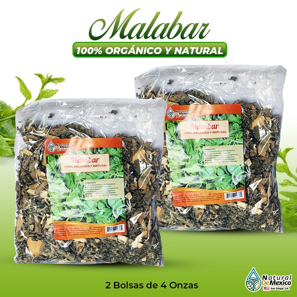 Malabar – 2 Paquetes De 4 Onzas