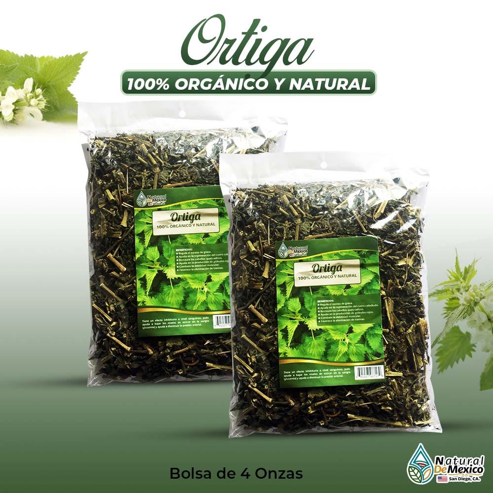 Ortiga – 2 Paquetes De 4 Onzas